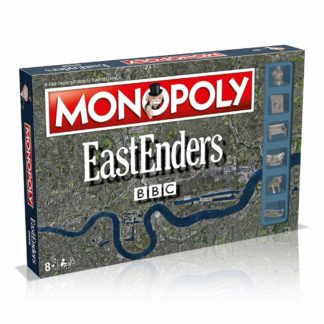 Product shot Eastenders Monopoly Board Game