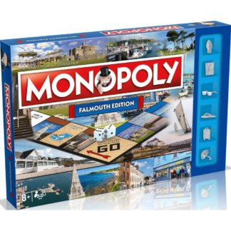Product shot Falmouth Monopoly Board Game