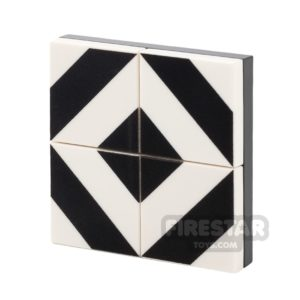 Product shot Floor Tile Pack - Diagonal Pattern Set