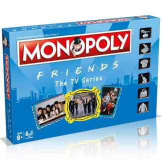 Product shot Friends Monopoly Board Game