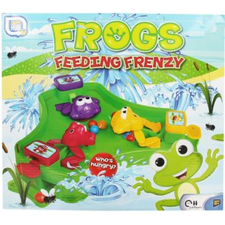 Product shot Frogs Feeding Frenzy Game