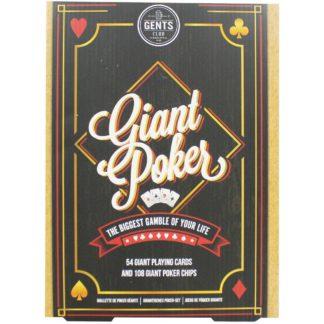 Product shot Giant Poker