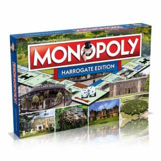 Product shot Harrogate Monopoly Board Game