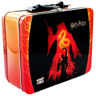 Product shot Harry Potter 30 Witches And Wizards Top Trumps Collectors Tin