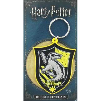 Product shot Harry Potter - Hufflepuff Keyring