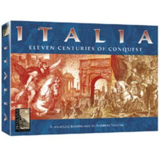 Product shot Italia Strategy Board Game