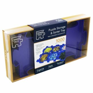Product shot Jigsaw Puzzle Storage And Sorter Tray