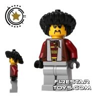 Product shot LEGO Adventurers Mini Figure - Ngan Pa Yeti Hunter