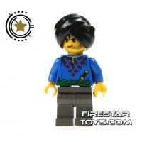 Product shot LEGO Adventurers Mini Figure - Scorpion Palace Guard