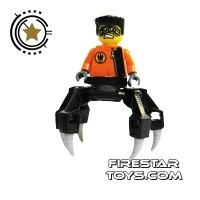 Product shot LEGO Agent Mini Figure - Spy Clops