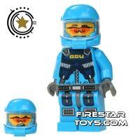 Product shot LEGO Alien Conquest Mini Figure - Alien Defense Unit Soldier 1