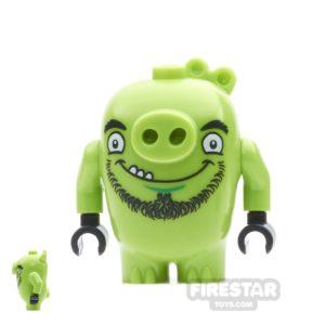 Product shot LEGO Angry Birds Mini Figure - Leonard