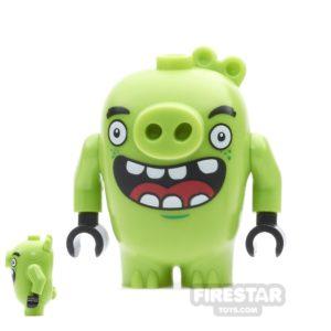 Product shot LEGO Angry Birds Mini Figure - Piggy 2