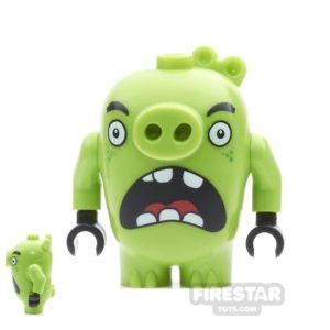 Product shot LEGO Angry Birds Mini Figure - Piggy 3