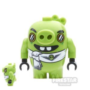 Product shot LEGO Angry Birds Mini Figure - Pilot Pig