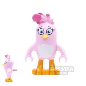 Product shot LEGO Angry Birds Mini Figure - Stella