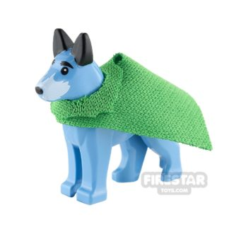 Product shot LEGO Animals Mini Figure - Wonder Dog