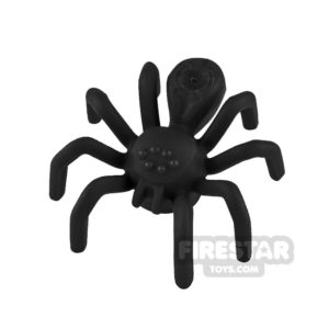 Product shot LEGO Animals - Spider with Elongated Abdomen - Black
