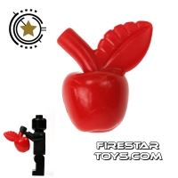 Product shot LEGO - Apple - Red