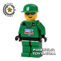 Product shot LEGO Arctic Mini Figure - Explorer