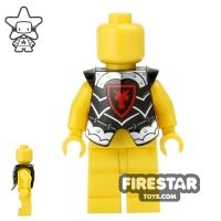 Product shot LEGO - Armour Breastplate - Dragon Head