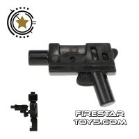 Product shot LEGO - Automatic Medium Barrel Pistol
