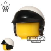 Product shot LEGO - Bad Cop Helmet