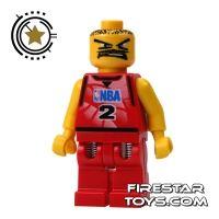 Product shot LEGO Basketball Player 2