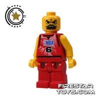 Product shot LEGO Basketball Player 6