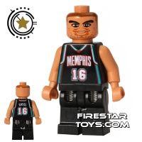 Product shot LEGO Basketball Player - Memphis Grizzlies 16