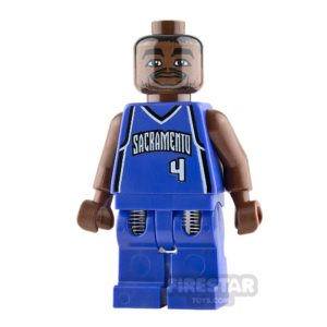 Product shot LEGO Basketball Player Sacramento Kings 4