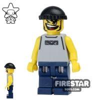 Product shot LEGO Basketball Street Player - Cap