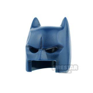 Product shot LEGO - Batman Mask - Open Chin - Dark Blue