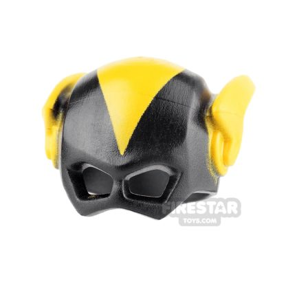 Product shot LEGO - Black Vulcan Mask