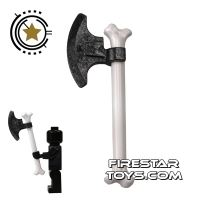 Product shot LEGO - Bone Axe