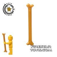 Product shot LEGO - Bone - Pearl Gold