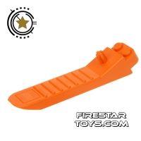 Product shot LEGO - Brick Separator - Orange