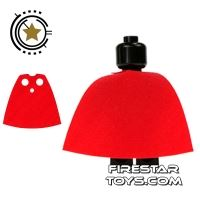 Product shot LEGO Cape - Red