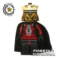 Product shot LEGO Castle - Chess King