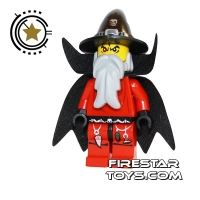 Product shot LEGO Castle - Fantasy Era - Evil Wizard