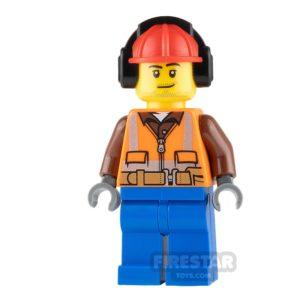 Product shot LEGO City Mini Figure - Forester