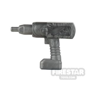 Product shot LEGO - Cordless Electric Impact Wrench / Drill - Flat Silver
