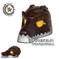 Product shot LEGO - Crocodile Headcover - Crug