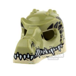 Product shot LEGO - Crocodile Headcover - Warrior 1