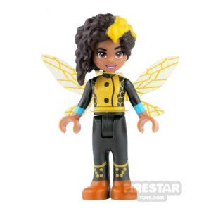 Product shot LEGO DC Super Hero Girls Mini Figure - Bumblebee