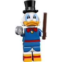 Product shot LEGO DISNEY Minifigures 71024 Scrooge McDuck