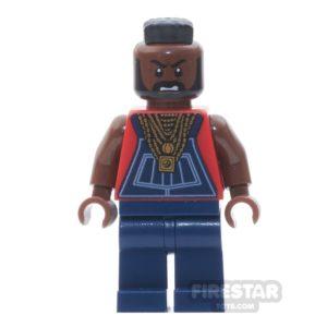 Product shot LEGO Dimensions Mini Figure - B.A. Baracus