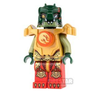 Product shot LEGO Dimensions Mini Figure - Cragger