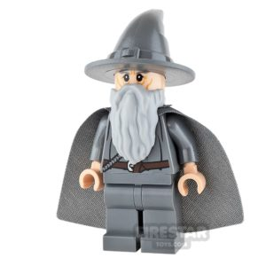 Product shot LEGO Dimensions Mini Figure - Gandalf - Dimensions Starter Pack