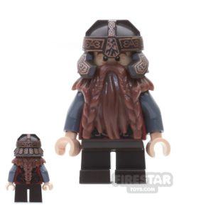Product shot LEGO Dimensions Mini Figure - Gimli